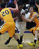 Rochester Adams at Pontiac, Boys Varsity Basketball, 1/3/12