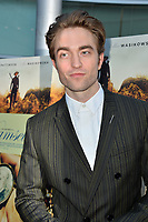 Robert Pattinson at the premiere for &quot;Damsel&quot; at the Arclight Hollywood, Los Angeles, USA 13 June 2018<br /> Picture: Paul Smith/Featureflash/SilverHub 0208 004 5359 sales@silverhubmedia.com