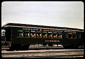 D&amp;RGW passenger coach &quot;Gunnison.&quot;<br /> D&amp;RGW