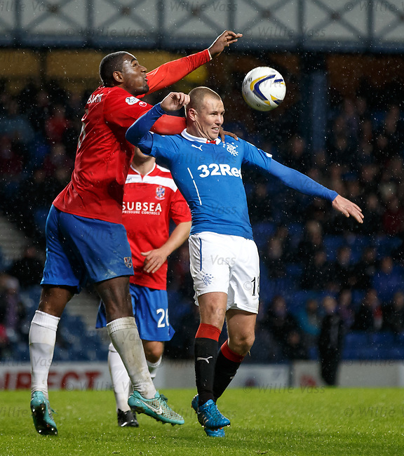 Nat Wedderburn and Kenny Miller