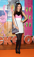 Thurrock - Victoria Justice 'Victorious' range of clothing launch at Asda, Thurrock, Essex - February 20th 2012....Photo by Jill Mayhew
