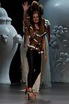 02.09.2012. Models walk the runway in the Ana Locking fashion show during the Mercedes-Benz Fashion Week Madrid Spring/Summer 2013 at Ifema. In the image Ana Locking (Alterphotos/Marta Gonzalez)