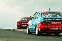 1993 British Touring Car Championship. #66 Patrick Watts (GBR). Mazda Racing Team. Mazda Xedos 6.