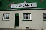 "Stanley is the administrative seat of the Falkland Islands dependencies which until recently included the South Georgia and British Antarctic territory. 1500 ""kelpers"" call Staley home and surround themselves with extensive gardens full of lupins, daisies and other colourful fowers."