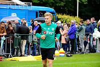 HAREN - Voetbal, Eerste training FC Groningen, Sportpark de Koepel, seizoen 2018-2019, 24-06-2018,  FC Groningen speler Tom van Weert