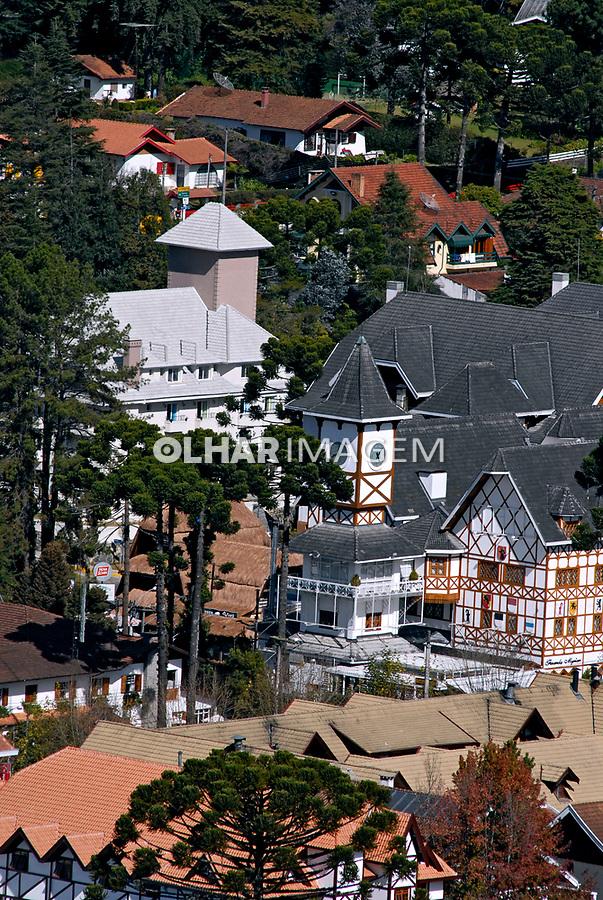 Vila Capivari em Campos do Jordão. São Paulo. 2006. Foto de Juca Martins.