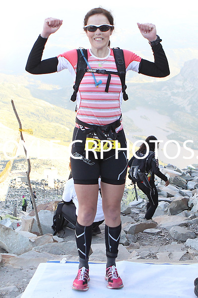 Race number 276 - Gina Elisabeth Mathisen - Norseman Xtreme Tri 2012 - Norway -photo by chris royle/ boxingheaven@gmail.com