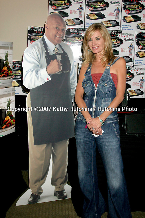 eileen Davidson.GBK Emmy Gifting Suite.Hollywood Roosevelt Hotel.Los Angeles,  CA.September 13, 2007.©2007 Kathy Hutchins / Hutchins Photo...