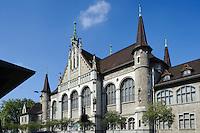 Schweizerisches Landesmuseum, Zürich, Schweiz