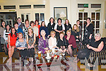 Lystoll Lodge Xmas Party: Staff of Lystoll Lodge nursing home enjoying their Xmas party at the Listowel Arms Hotel on Saturday night last.