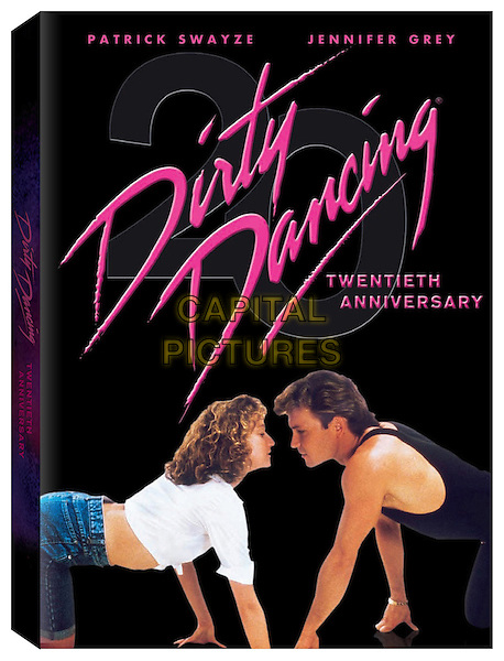 DVD art work.in Dirty Dancing.*Filmstill - Editorial Use Only*.CAP/FB.Supplied by Capital Pictures.