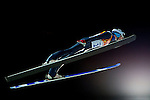 Anders Jacobsen of Norway during the Men's Normal Hill Individual of the 2014 Sochi Olympic Winter Games at Russki Gorki Ski Juming Center on February 9, 2014 in Sochi, Russia. Photo by Victor Fraile / Power Sport Images