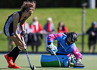 Federation Cup Hockey Bronze Final, St Margarets v Diocesan, Lloyd Elsmore Park, Auckland, New Zealand, Saturday September 2019. Photo: Simon Watts/www.bwmedia.co.nz/HockeyNZ