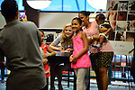 MIAMI, FL - AUGUST 01: Chloe Grace Moretz poses for picture and selfie with fans while signing copies of the book 'If I Stay' at Barnes & Noble Booksellers on Friday August 1, 2014 in Miami, Florida. (Photo by Johnny Louis/jlnphotography.com)