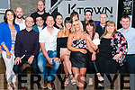 Christine Brosnan from Castleisland celebrated her 44th birthday surrounded by friends and family in the K-Town Bar, Killarney last Saturday night.