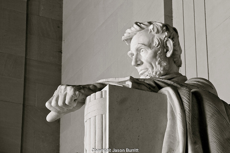 Lincoln Memorial Sculpture