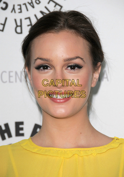 LEIGHTON MEESTER .attends The 25th Annual William S. Paley Television Festival -Gossip Girl Cast in person held at The Arclight Cinemas in Hollywood, California, USA, March 22nd 2008                                                                     .portrait headshot .CAP/DVS.©Debbie VanStory/Capital Pictures