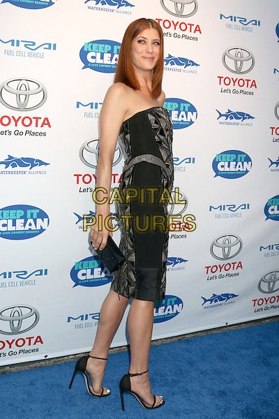 HOLLYWOOD, CA - APRIL 21: Kate Walsh at the Keep It Clean Comedy Benefit For Waterkeeper Alliance at Avalon on April 21, 2016 in Hollywood, California. <br /> CAP/MPI/DE<br /> &copy;DE/MPI/Capital Pictures