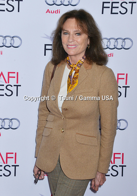 Jacqueline Bissett 053  at The Homesman Premiere at the Dolby Theatre on Nov. 11, 2014 in Los Angeles.