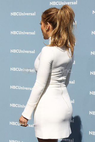 NEW YORK, NY - MAY 16: Jennifer Lopez at the NBCUniversal 2016 Upfront at Radio City Music Hall in New York City on May 16, 2016. Credit: RW/MediaPunch