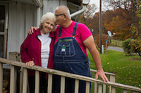 In Sneadville, Tennessee, the median annual income for elderly is $11,000. Food assistance is an enormous help to folks like Grant and Barbara Gibson, who also care for their inlaws.