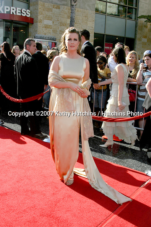 Martha Byrne.Daytime Emmys 2007.Kodak Theater.Los Angeles, CA.June 15, 2007.©2007 Kathy Hutchins / Hutchins Photo....