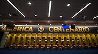 Photo before the match Peru vs Colombia, Corresponding to the quarterfinals of the America Cup 2016 Centenary at Metlife Stadium.<br /> <br /> Foto previo al partido Peru vs Colombia, Correspondiente a los Cuartos de Final de la Copa America Centenario 2016 en el Estadio Metlife, en la foto: Vestidores de Peru<br /> <br /> 17/06/2016/MEXSPORT/Osvaldo Aguilar.