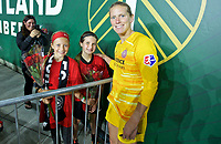 Portland, OR - Friday, July 5, 2019: Portland Thorns vs Reign FC at Providence Park.
