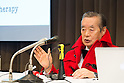 "Inventor ""Dr. Nakamatsu"" at conference in Tokyo"