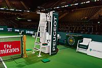 Rotterdam, The Netherlands, 16 Februari, 2018, ABNAMRO World Tennis Tournament, Ahoy, Tennis<br /> <br /> Photo: www.tennisimages.com
