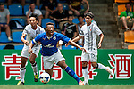 Leicester City vs HKFA U-21 during the Day 2 of the HKFC Citibank Soccer Sevens 2014 on May 24, 2014 at the Hong Kong Football Club in Hong Kong, China. Photo by Xaume Olleros / Power Sport Images