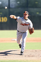 Jeremy Toole - San Francisco Giants - 2010 Instructional League.Photo by:  Bill Mitchell/Four Seam Images..
