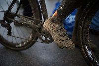 post-race shoes<br /> <br /> Duinencross Koksijde WorldCup 2015