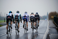 3 Days of West-Flanders, .day 3: Nieuwpoort-Ichtegem.a shredded peloton