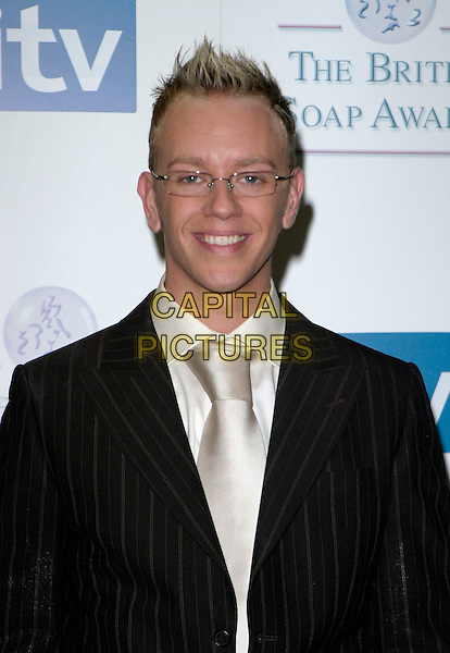 DANIEL WHISTON.The British Soap Awards - Pressroom, .BBC Television Centre, London, England, .May 20th 2006..portrait headshot.REf: AH.www.capitalpictures.com.sales@capitalpictures.com.©Adam Houghton/Capital Pictures.