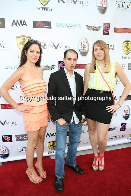 Guests Attend Metropolitan Bikini Fashion Weekend 2013 Held at BOA Sponsored by Social Magazine, Maserati and Ferrari, Hoboken NJ