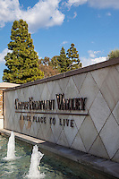 City Of Fountain Valley Monument