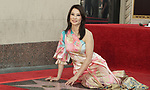 Lucy Liu Honored With Star On The Hollywood Walk Of Fame on May 01, 2019 in Hollywood, California.<br /> a_Lucy Liu 002