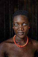Prisca Milfort, Haitian woman.