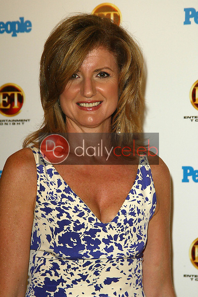 Arianna Huffington<br />