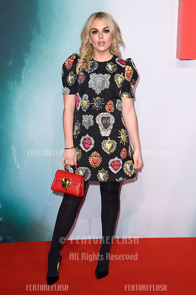Tallia Storm at the &quot;Tomb Raider&quot; European premiere at the Vue Leicester Square, London, UK. <br /> 06 March  2018<br /> Picture: Steve Vas/Featureflash/SilverHub 0208 004 5359 sales@silverhubmedia.com