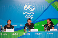 02-NZL 7s Press Conference: 2016 Rio Olympic Games