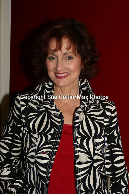 OLTL's Robin Strasser at The Premiere of the Divas of Daytime TV Tour at New York City's Canal Room, New York on August 16, 2008. Performing are OLTL's Kathy Brier, Kassie DePaiva and AMC's Bobbie Eakes with AMC's Ricky Paull Goldin as MC. (Photo by Sue Coflin/Max Photos)
