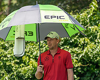 Marcel Siem (GER) during the 1st round of the Alfred Dunhill Championship, Leopard Creek Golf Club, Malelane, South Africa. 28/11/2019<br /> Picture: Golffile | Shannon Naidoo<br /> <br /> <br /> All photo usage must carry mandatory copyright credit (© Golffile | Shannon Naidoo)