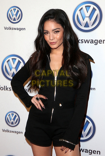30 November 2018 - Los Angeles, California - Vanessa Hudgens. Vanessa Hudgens And Austin Butler Celebrate Volkswagen's Annual Drive-In Event held at The Goya Studios. <br /> CAP/ADM/FS<br /> ©FS/ADM/Capital Pictures