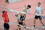 Volleyball 1.Bundesliga 2008/2009, ENBW TV Rottenburg - VfB Friedrichshafen