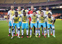 Washington, D.C. - September 28, 2016: D.C. United defeated Columbus Crew SC 3-0 during their Major League Soccer (MLS) match at RFK Stadium.