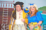 """Finbarr Coffey and Jackie O'Mahony in a scene from """"Long John Silver"""" Killorglin Pantomime Groups 49th panto, in the CYMS Killorglin on Sunday."""