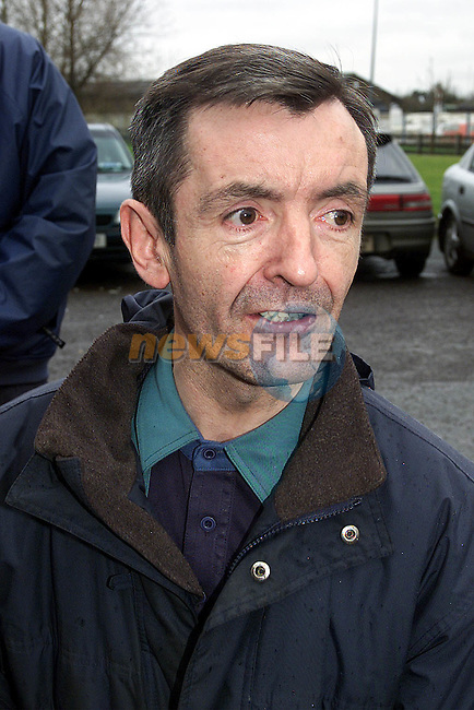 Eamonn Neary from Halpin Terrace..Picture: Paul Mohan/Newsfile