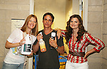 Young and Restless' Michelle Stafford and Christian LeBlanc and Heather Tom BB at Soapstar Spectacular presented by KDKA-TV stars Y&R, BB, GL and ATWT on June 13, 2010 at the Petersen Events Center, University of Pittsburgh, PA and benefited the Susan G. Komen for the Cure Pittsburgh Affiliate. (Photo by Sue Coflin/Max Photos)
